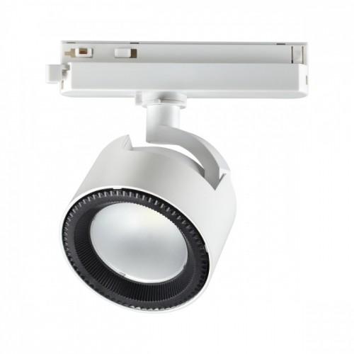 358432 Однофазный трековый светодиодный светильник Novotech