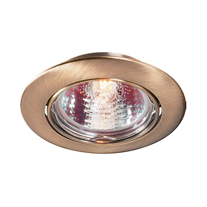 1Встраиваемый светильник 369429 Novotech
