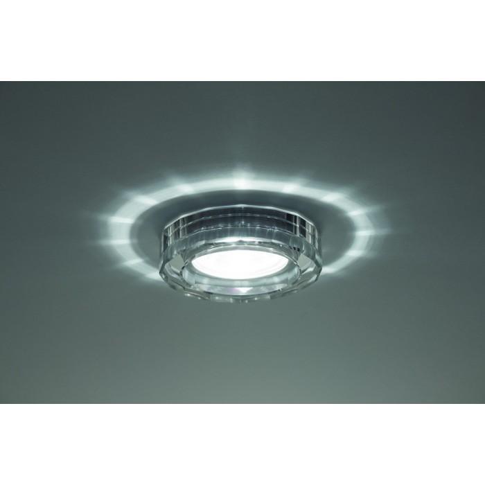 2Встраиваемый светильник 369487 Novotech Glass