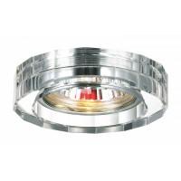 369487 Glass Встраиваемый светильник Novotech