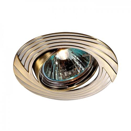 369609 Встраиваемый поворотный светильник