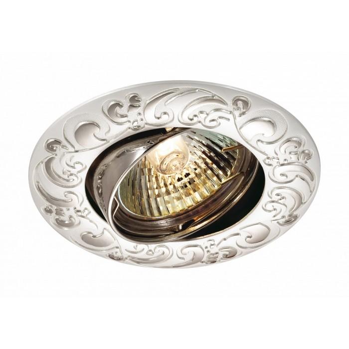 1Встраиваемый светильник 369689 для натяжного потолка