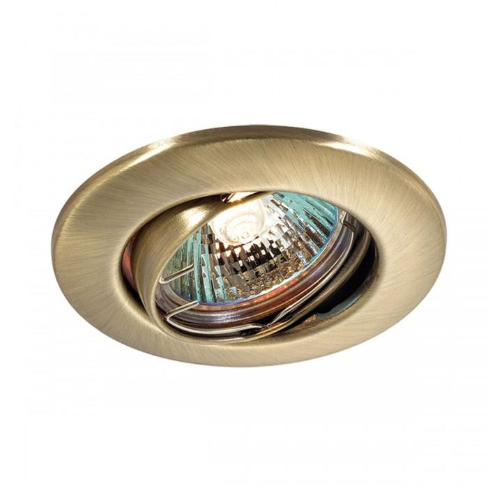 1Встраиваемый светильник 369691 для натяжного потолка