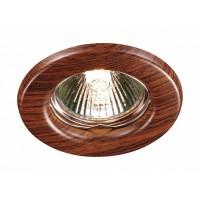 369714 Wood Встраиваемый светильник Novotech