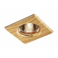 369716 Wood Встраиваемый светильник Novotech