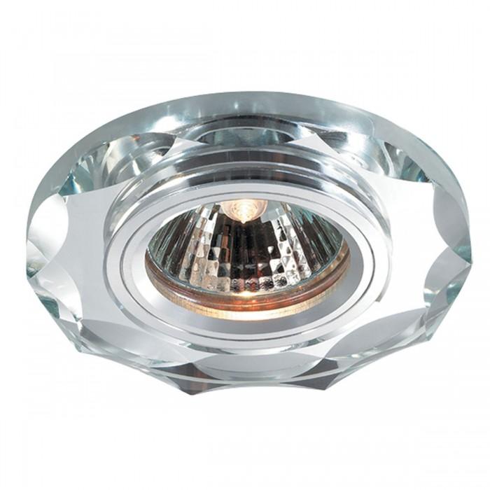 1Встраиваемый светильник 369762 Novotech