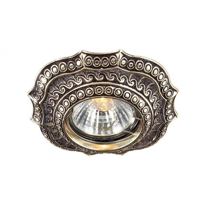 1Встраиваемый светильник 369857 Novotech