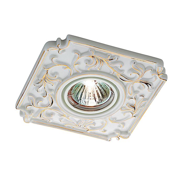 1Встраиваемый светильник 369866 Novotech