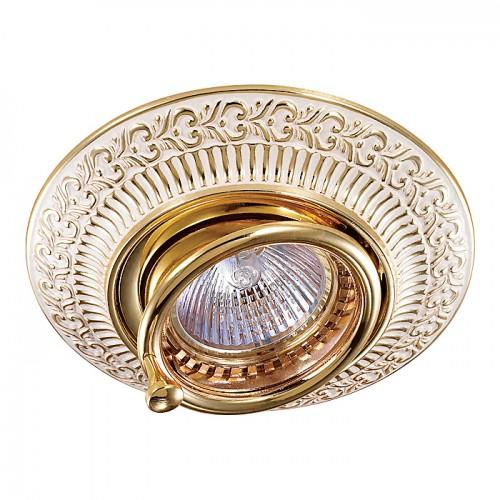 370016 Vintage Встраиваемый светильник Novotech