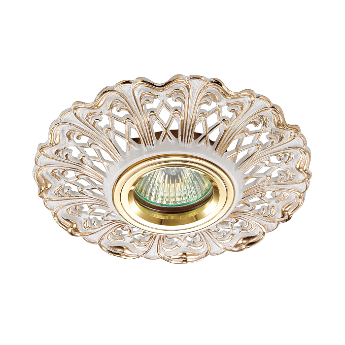 1Встраиваемый светильник 370033 Vintage Novotech