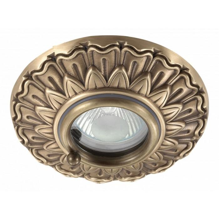 1Встраиваемый светильник 370053 Daisy Novotech