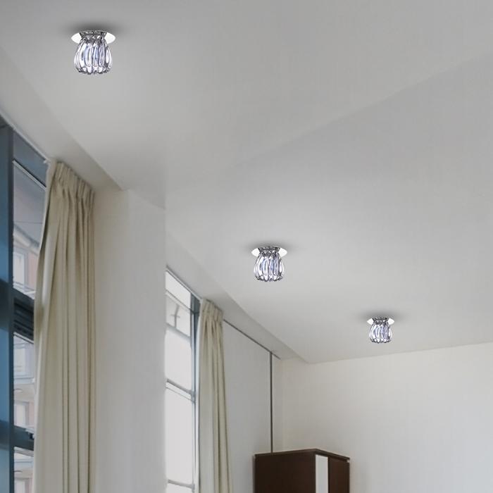 2Встраиваемый светильник 370150 novotech
