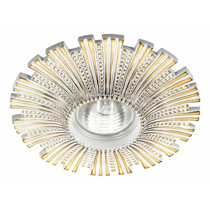 1Встраиваемый светильник 370325 Pattern Novotech