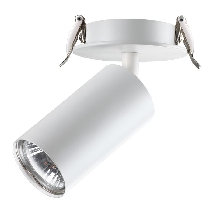 1Встраиваемый светильник 370393 Pipe Novotech