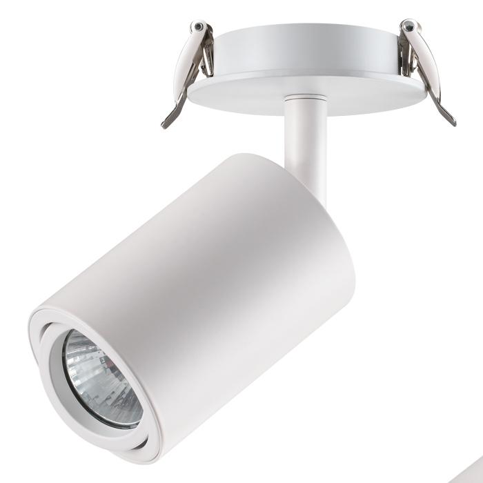1Встраиваемый светильник 370398 Pipe Novotech