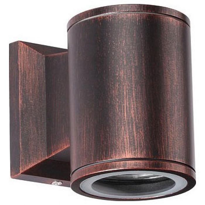 1Уличный настенный светильник 370406 landscape Novotech