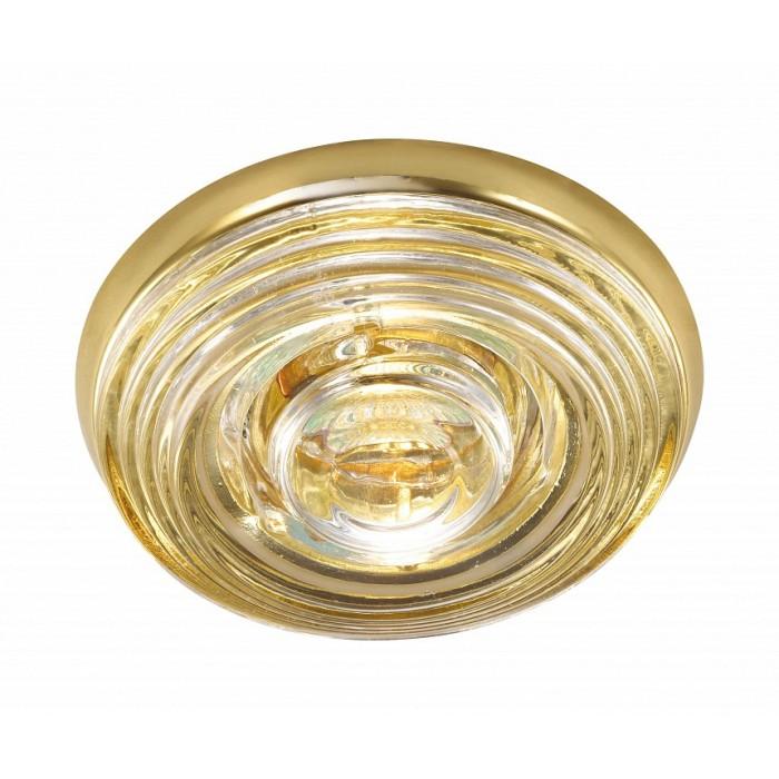 1Встраиваемый светильник 369814 Novotech