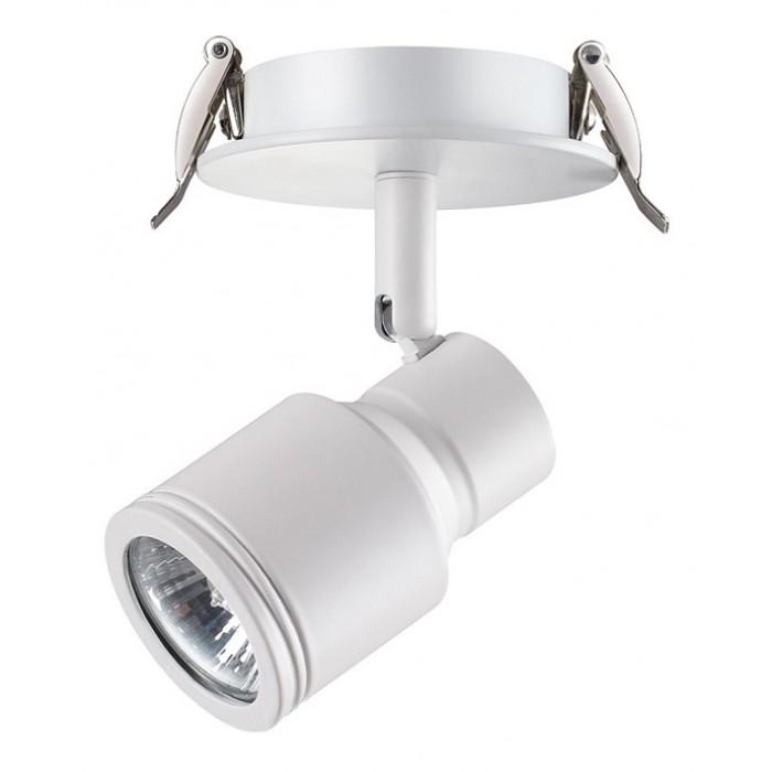 1Встраиваемый светильник 370395 Pipe Novotech