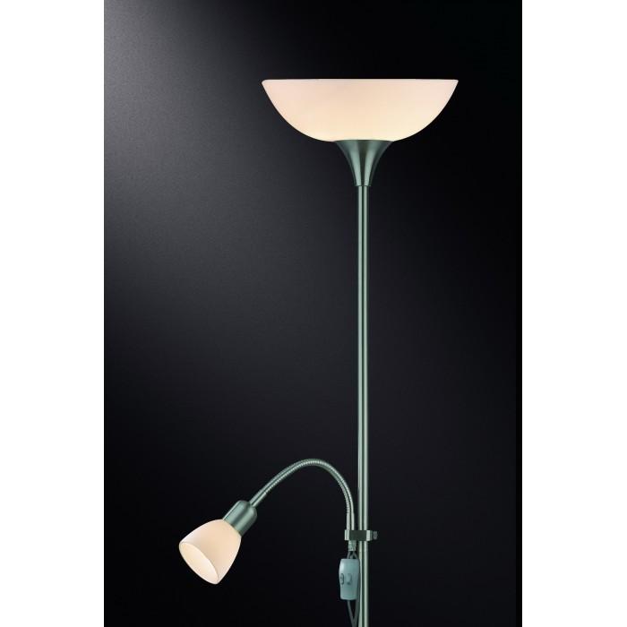 2Торшер металлический на две лампы 2711/F Odeon Light