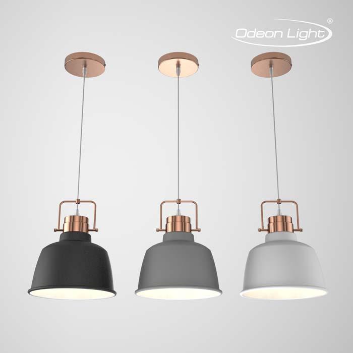 2Светильник в стиле LOFT 3324/1 Odeon Light