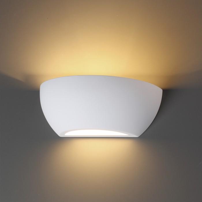 1Гипсовый светильник 3551/1W Odeon Light