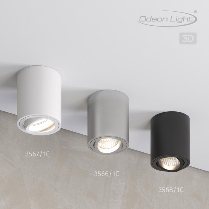 2Потолочный светильник 3567/1C Odeon Light