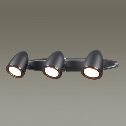3824/3W Светильник спот Odeon Light