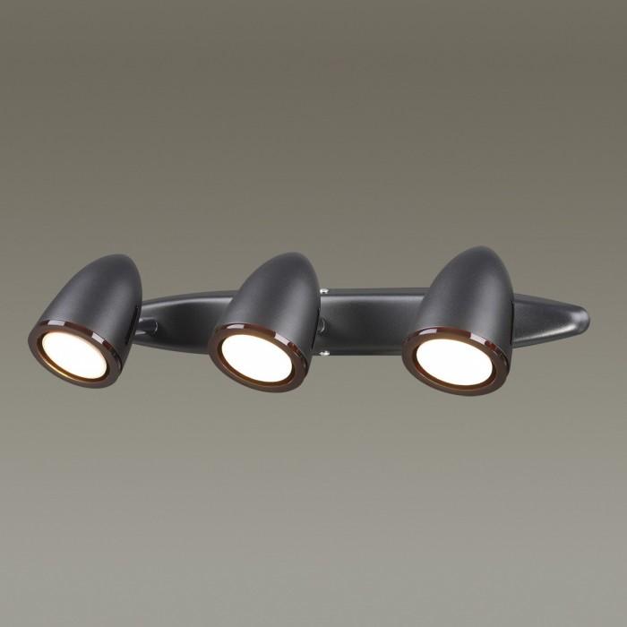 1Светильник спот 3824/3W Odeon Light