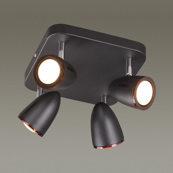 1Светильник спот 3824/4C Odeon Light