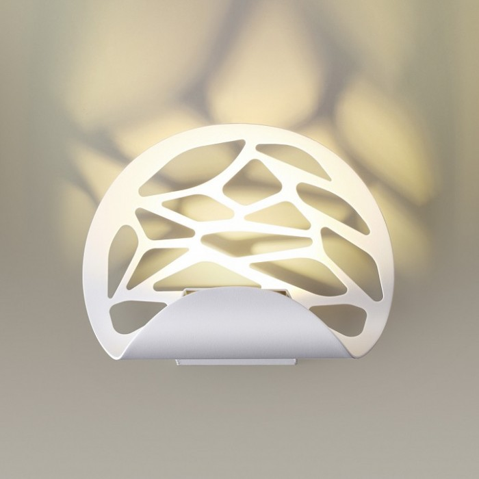 1Настенный светодиодный светильник 3836/10WL Odeon Light
