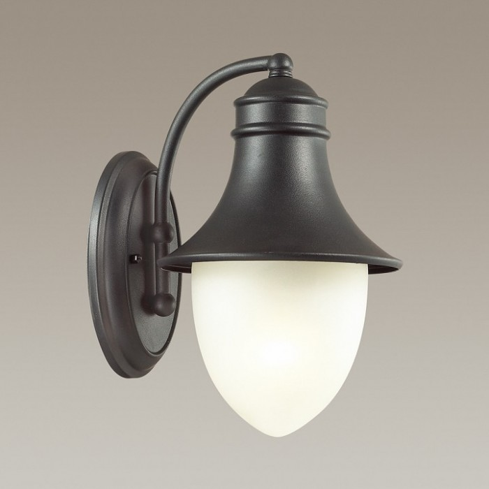 1Настенный уличный светильник 4041/1W Odeon Light
