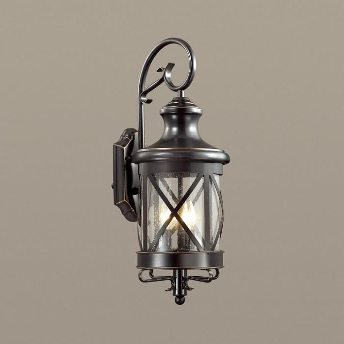 2Настенный уличный светильник 4045/3W Odeon Light