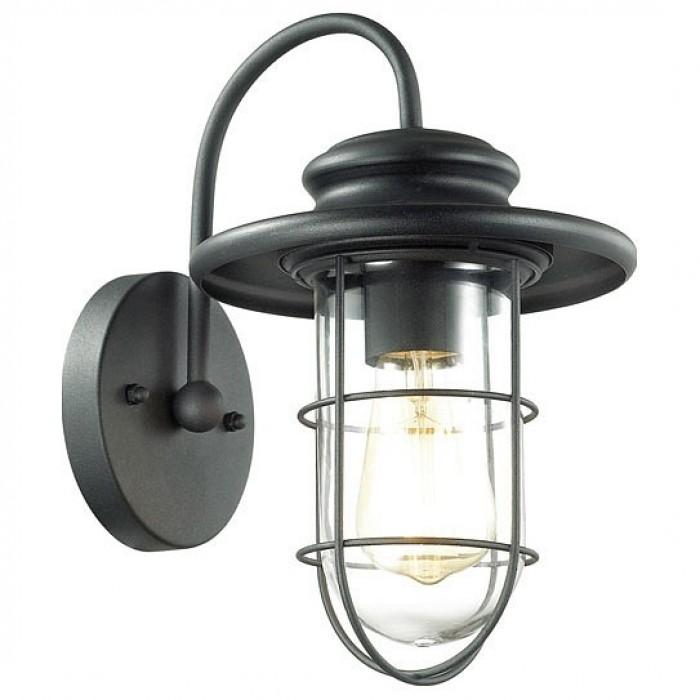 1Уличный настенный светильник 4171/1W Odeon Light