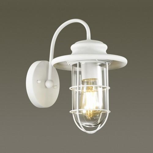4172/1W Уличный настенный светильник Odeon Light