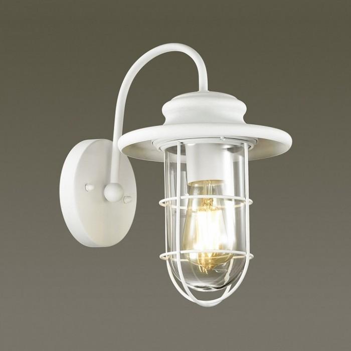 1Уличный настенный светильник 4172/1W Odeon Light