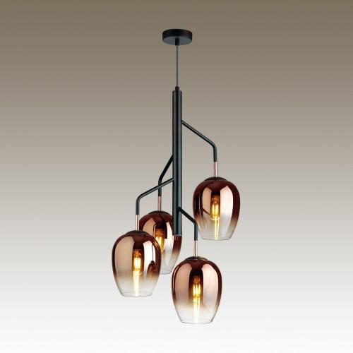 4760/4 Palta Светильник подвесной Odeon Light