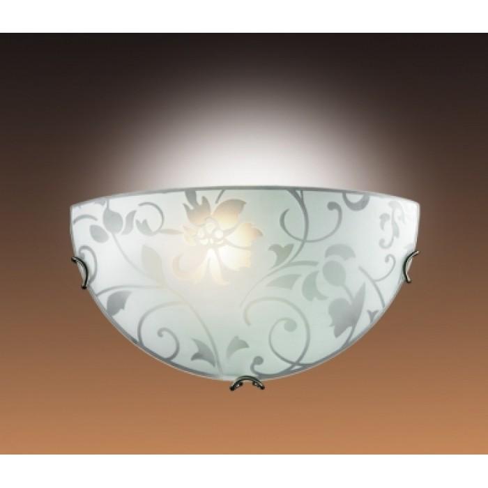 1Настенный светильник 008 Sonex полукруглой формы