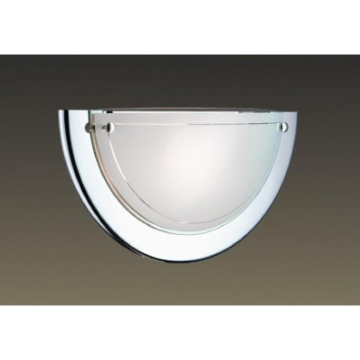 1Настенный светильник 014 Sonex полукруглой формы