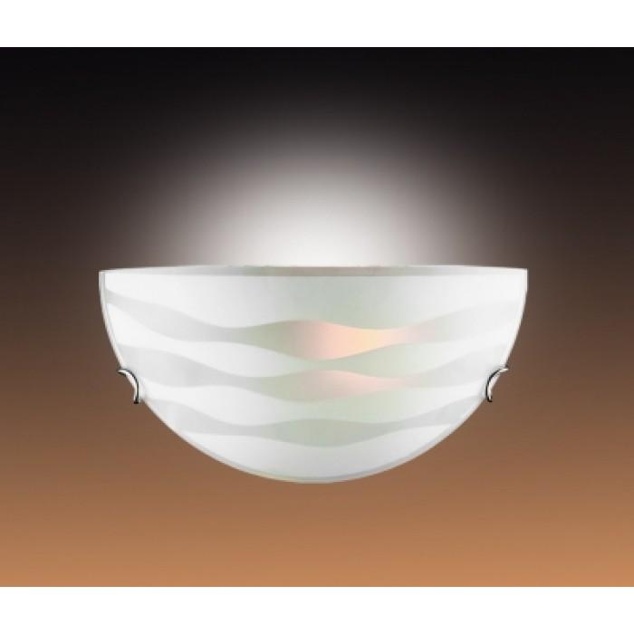 1Настенный светильник 033 Сонекс полукруглой формы