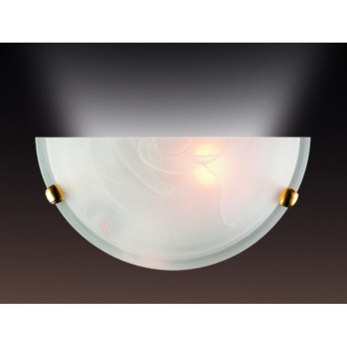 1Настенный светильник 053 Sonex полукруглой формы