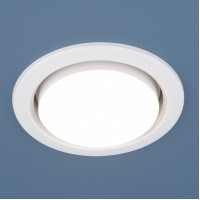 1035 GX53 белый Электростандарт Встраиваемый светильник