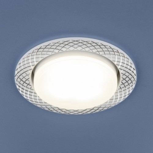 1071GX53 белый Электростандарт Встраиваемый светильник