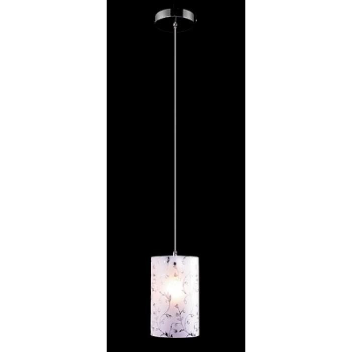 1Подвесной одиночный светильник 1129/1 хром Eurosvet