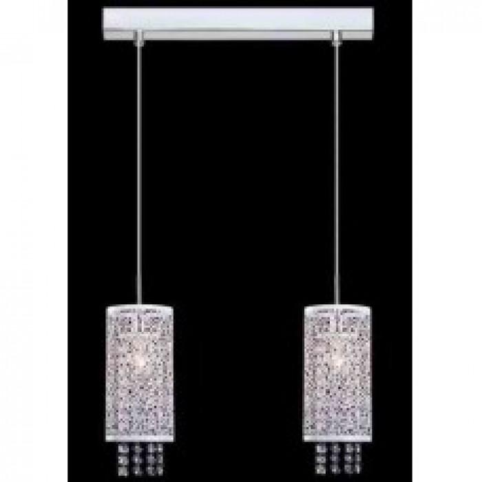 1Двойной подвесной светильник 1181/2 Eurosvet