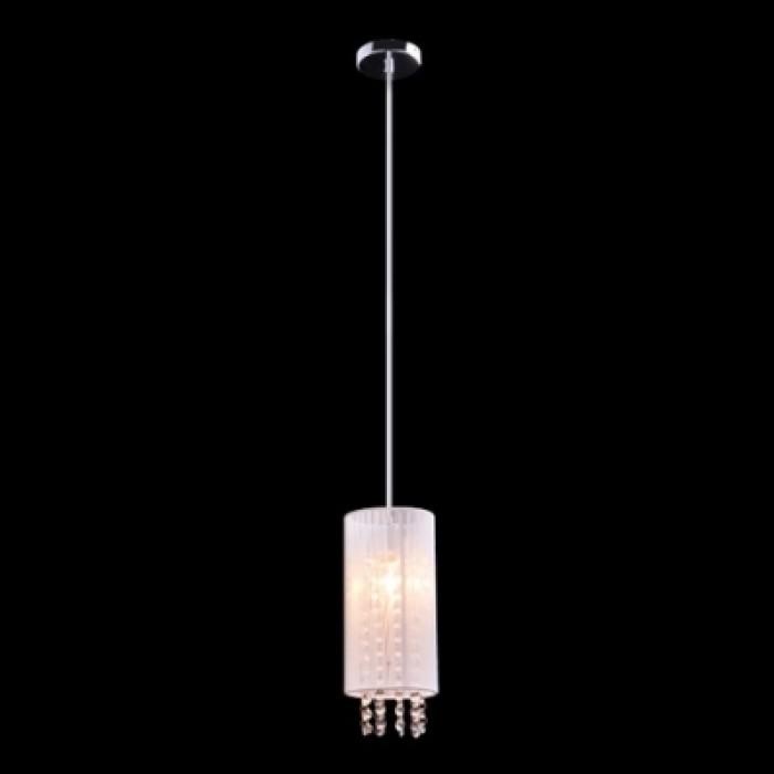 1Подвесной одиночный светильник 1188/1 Eurosvet с хрусталем