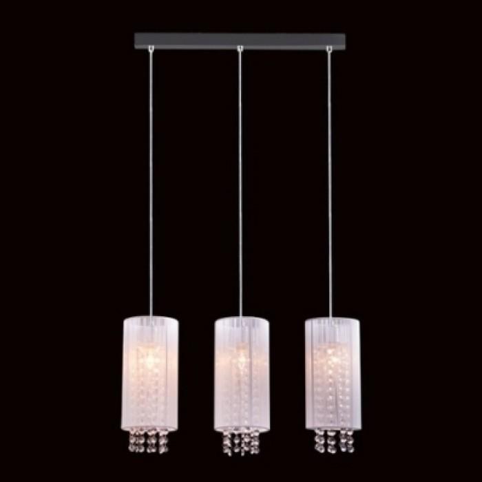 1Тройной подвесной светильник 1188/3 Eurosvet