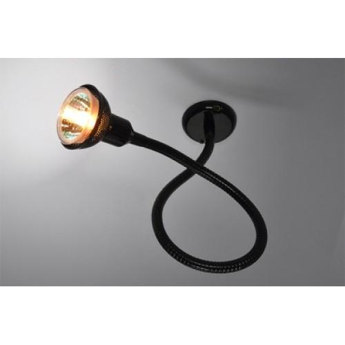 1214 MR16 черный Настенный светильник Электростандарт