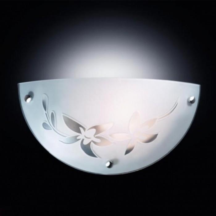 1Настенный светильник 1214/A Sonex полукруглой формы
