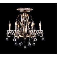 12505/6 античная бронза Люстра потолочная ЕВРОСВЕТ