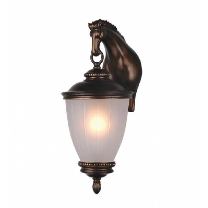 1Настенный уличный светильник 1335-1W Favourite